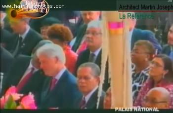 Michel Martell Inauguration