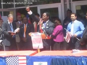 Council Member Dr. Mathieu Eugene On TPS Extension