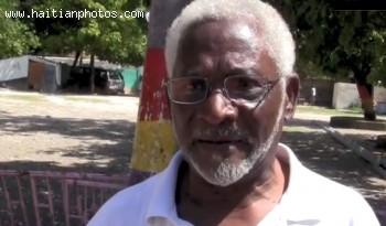 Haitian ambassador to the U.S. Raymond Joseph