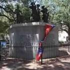 Flag Of Haiti Celebrated On May 18 In Savannah