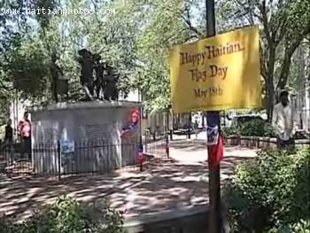 Haitian Flag Day Celebrated In Savannah, Georgia