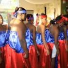 Haitian Flag Celebration By Dancers