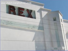 Movie Theater Rex Theatre