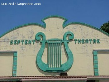 Haitian Movie Theater, Sepent Theatre