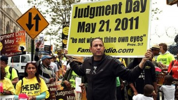 Judgement Day Is On May 21 2011 For The Believers