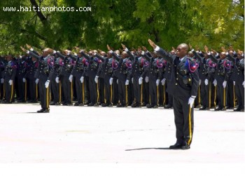22nd Promotion National Police of Haiti-PNH