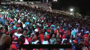 The 2011 Haitian Kompafest Or Kompa Festival Bash
