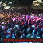 The Crowd At The 2011 Haitian Kompafest Or Kompa Festival