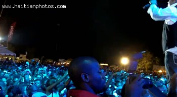 The 2011 Haitian Kompafest Or Kompa Festival And Carimi