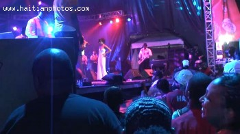 Djakout Number One At The 2011 Haitian Kompafest Or Kompa Festival