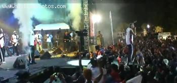 Kreyol La At The 2011 Haitian Kompafest Or Kompa Festival