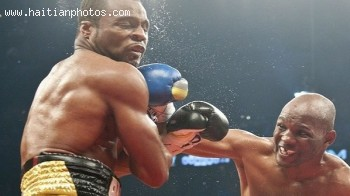Haitian-Canadian Jean Pascal beating by Hopkins