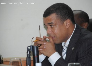 Steve Benoit Wants To Know How Much Michel Martelly Inauguration Cost