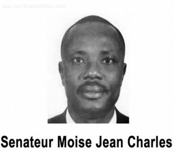Senator Moise Jean Charles Deplored Tecnics Of Wilson Jeudy