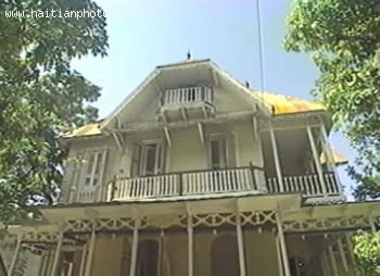 A GingerBread Home in Haiti