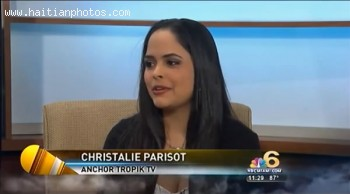 Haiti's Own Christalie Parisot To Host Haitian Show On NBC