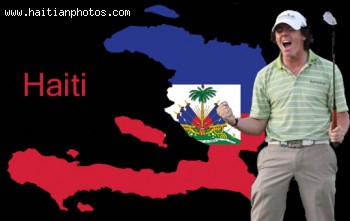 Golfer Rory McIlroy visiti Haiti in June as global ambassadors for UNICEF