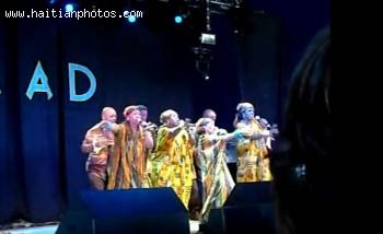 Creole Choir Of Cuba - Haitian Migrants Descendants