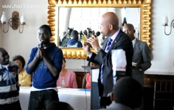 National Day of the Child in Haiti debut with Michel Martelly