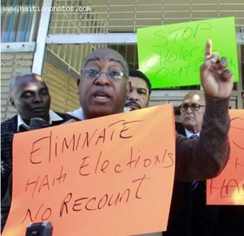 Jean-Robert Lafortune, Haitian-American Grassroots Coalition