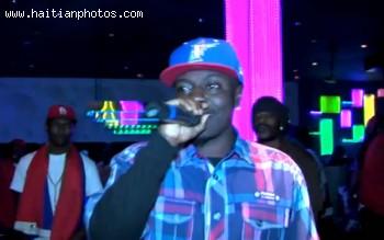 Black Dada a Haitian Star in many major events