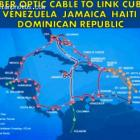 Venezuela Submarine fiber optic Cable to link Haiti to the rest of the world