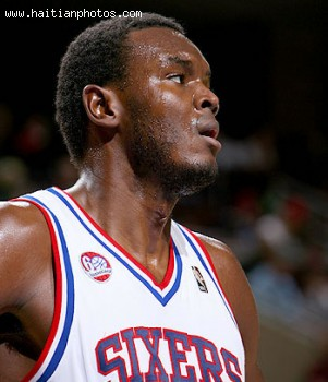 NBA star Samuel Dalembert to build a Sports Complex in Haiti.