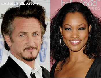 Sean Penn And Garcelle Beauvais Spotted Having A Cozy Dinner