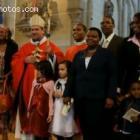 Haitian Seminarist Steevenson Montinard, ordonned diacre in Montreal, Canada