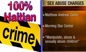 Matthew Andrew Carter of the Morning Star Center sexually abused Haitian Children