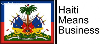 Haiti Means Business - New Economic development campaign