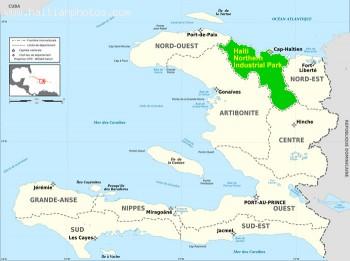 Haiti Northern Industrial Park