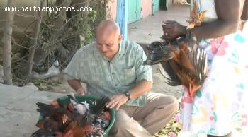 La Bonne Nouvelle Frere Joel - Haiti Poule Payi