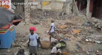 Picture From A Video Exposing Haiti Misery