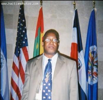 Jean Robert Lafortune called president visit public relations