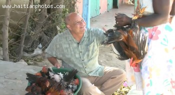 La Bonne nouvelle - Joel Trimble teaching gospel in Haiti in a positive way