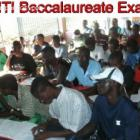 Haiti baccalaureate exams begin