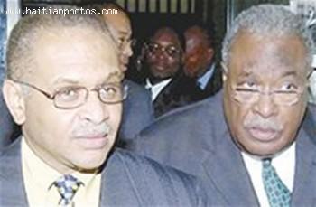 Bernard Gousse Interim Justice Minister