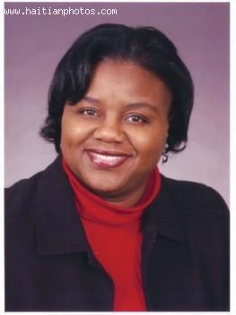 Marie St. Fleur Haitian-American from Massachusetts
