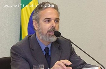 Antonio Patriota, The Brazilian Minister Of Foreign Affairs