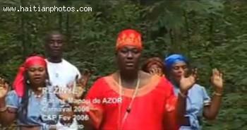 Lenord Fortune, AKA Azor Of Racine Mapou De Azor Is Dead