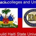 Black colleges Universities help