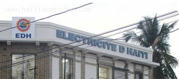 Electricit D'Hati EDH, 35 Million For Modernization