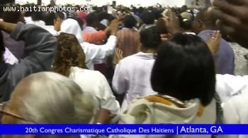 Congres Charismatique Catholique Des Haitiens