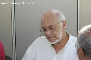 Professor and Konakom Political leader Jean-Claude Bajeux is Dead