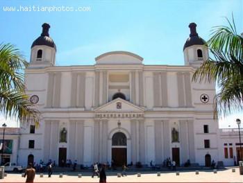 Cathedral of Notre-Dame du Cap-Haitian vandalized