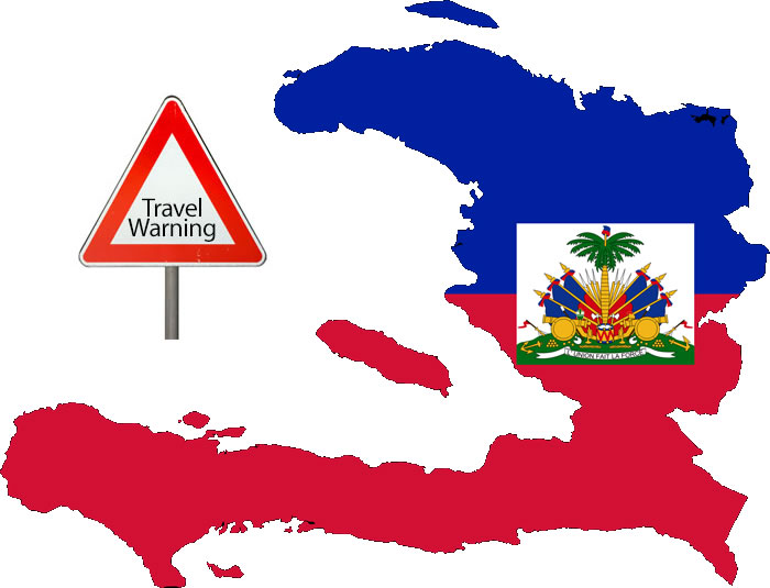 Image result for Haiti travel Alert
