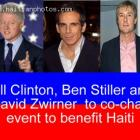 Bill Clinton Ben Stiller David
