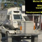 Michel Martelly wants MINUSTAH