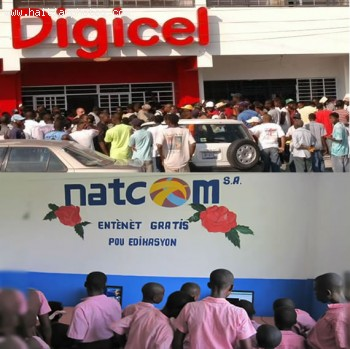 Digicel refuses interconnection with Nacom